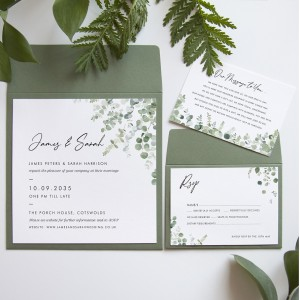 Square Wedding Invitation Ideas: How to Design with Style