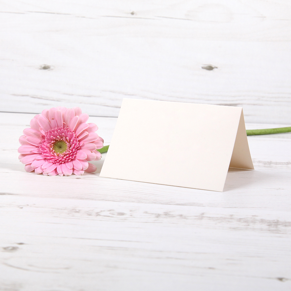 Any Design Reprint Menu Place Card