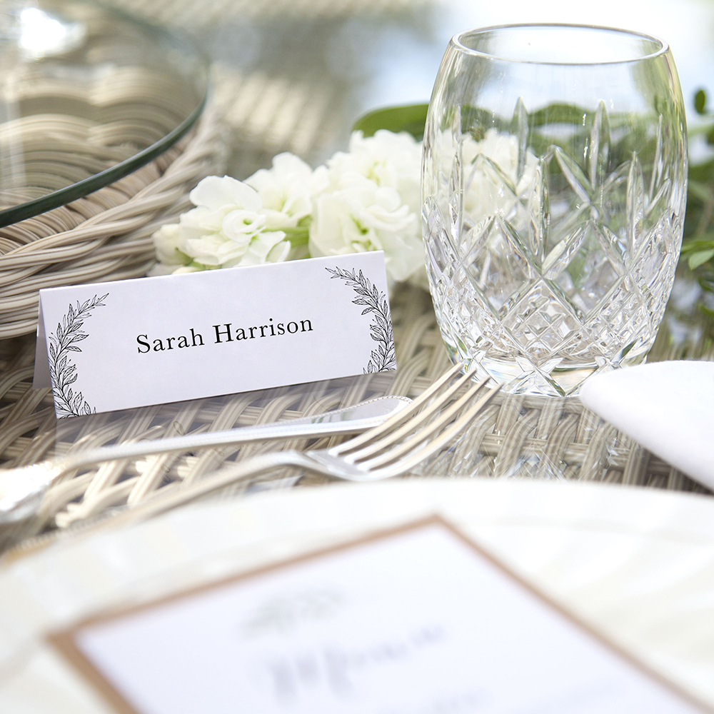 'Alice' Place Cards