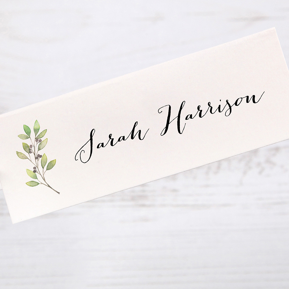 'Arabella' Place Cards