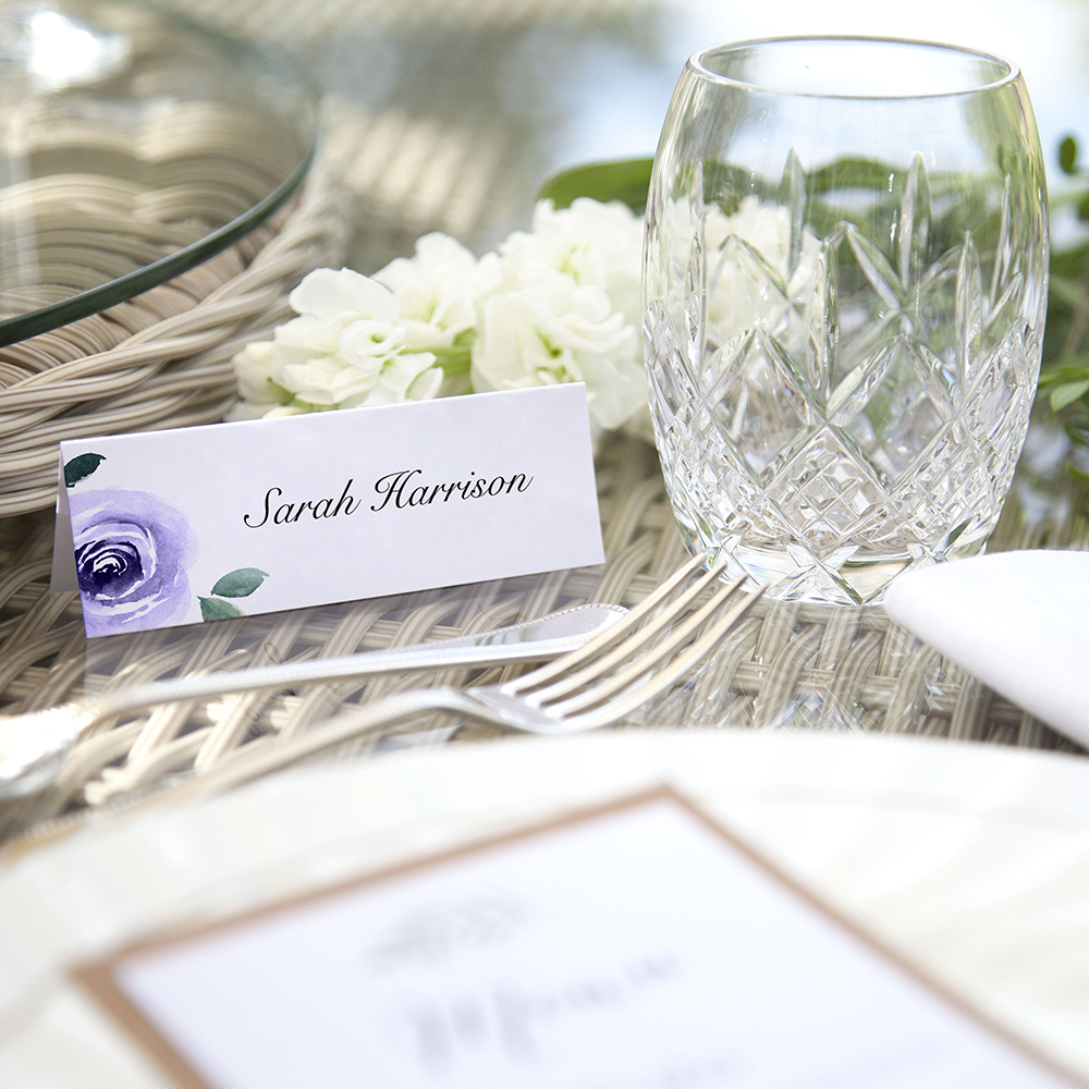 'Camilla' Place Cards