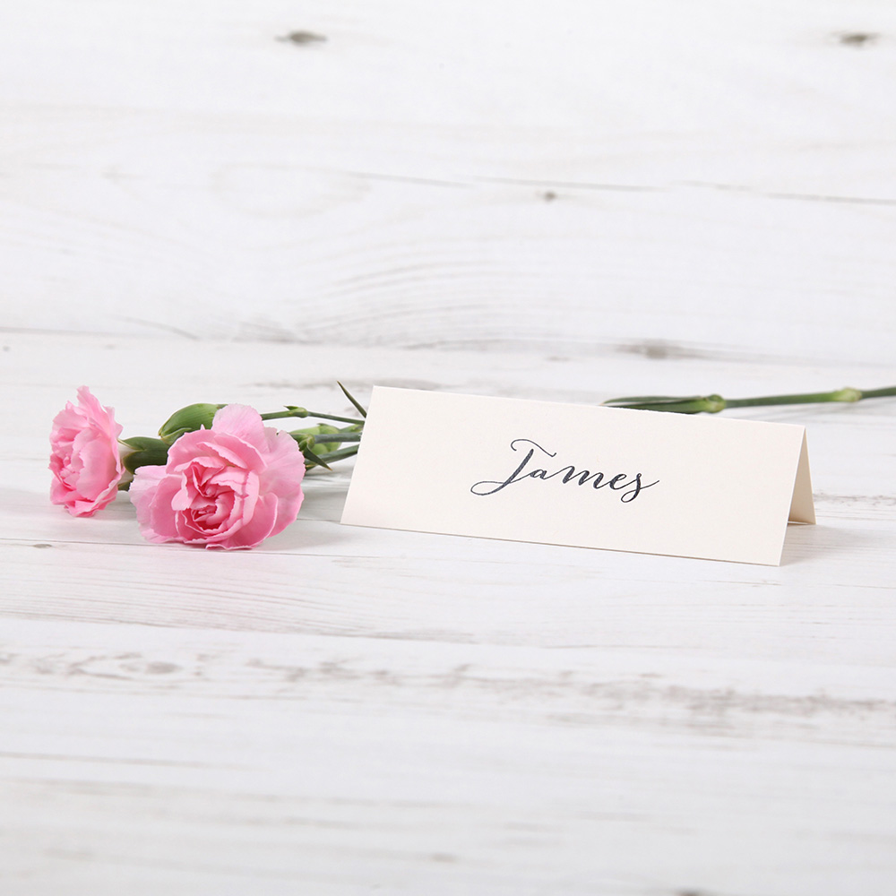 'Classic' Place Cards