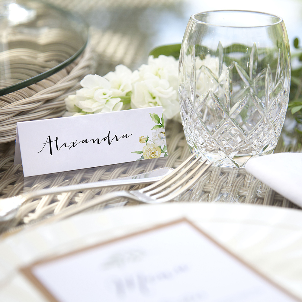 'Daphne' Place Cards
