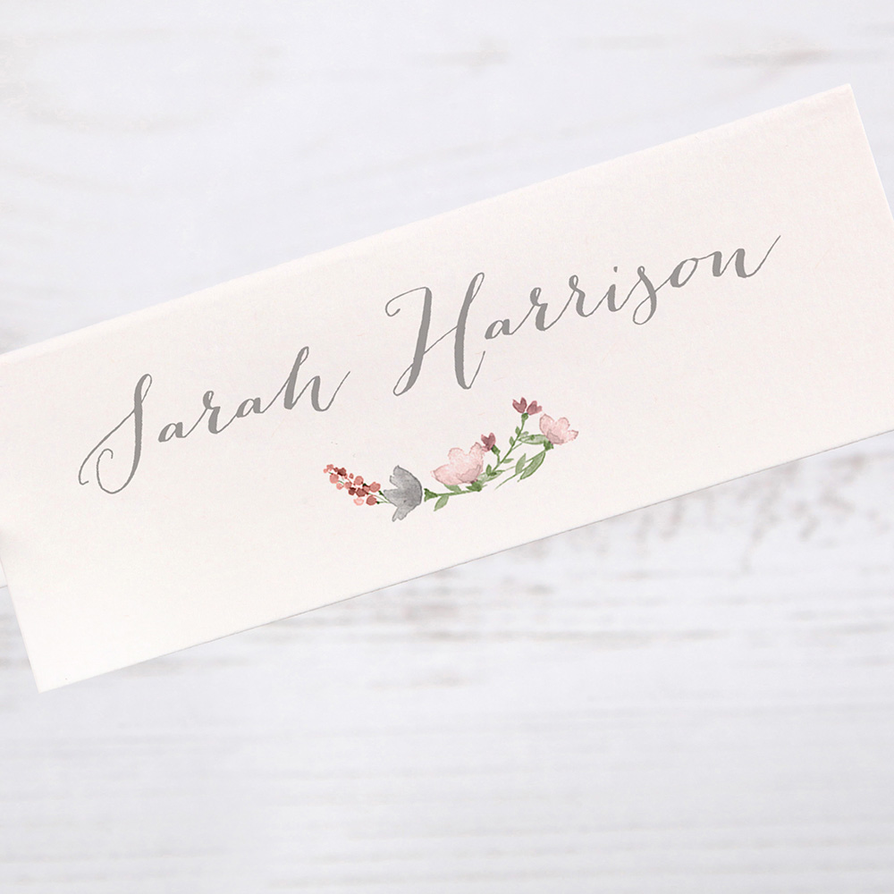 'Genevieve' Place Cards