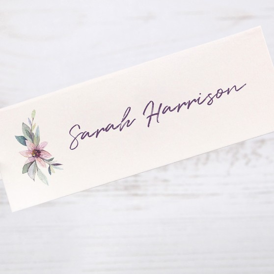 'Henrietta Dawn' Place Cards
