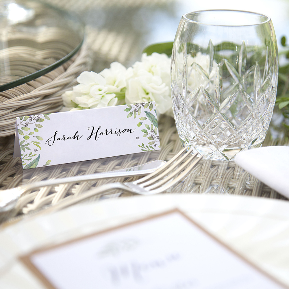 'Imogen' Place Cards