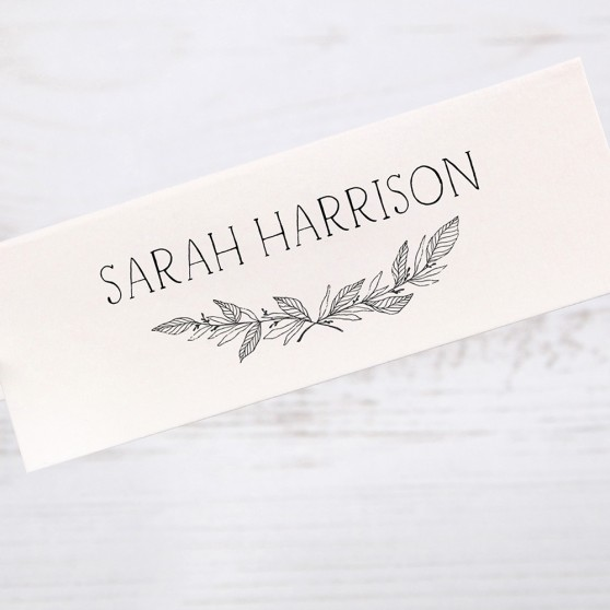'Jessica' Place Cards