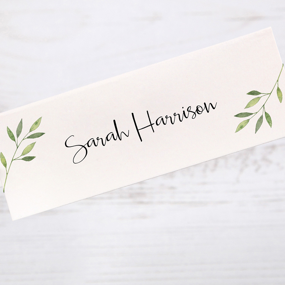 'Ophelia' Place Cards
