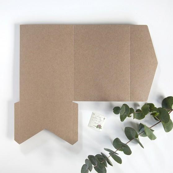 DIY Pocketfold Envelopes