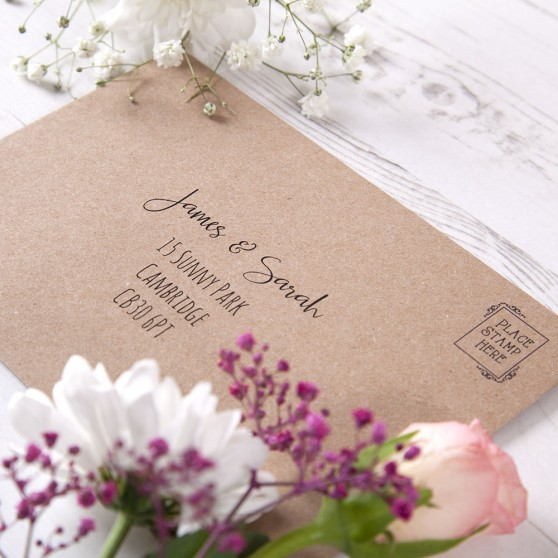 Any Design RSVP Envelopes