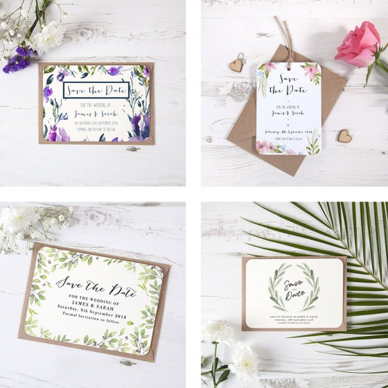 All Sample Save the Dates