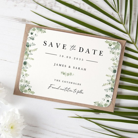 Standard Save the Dates