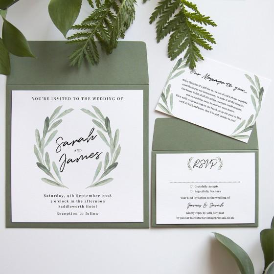 Square Invite Samples