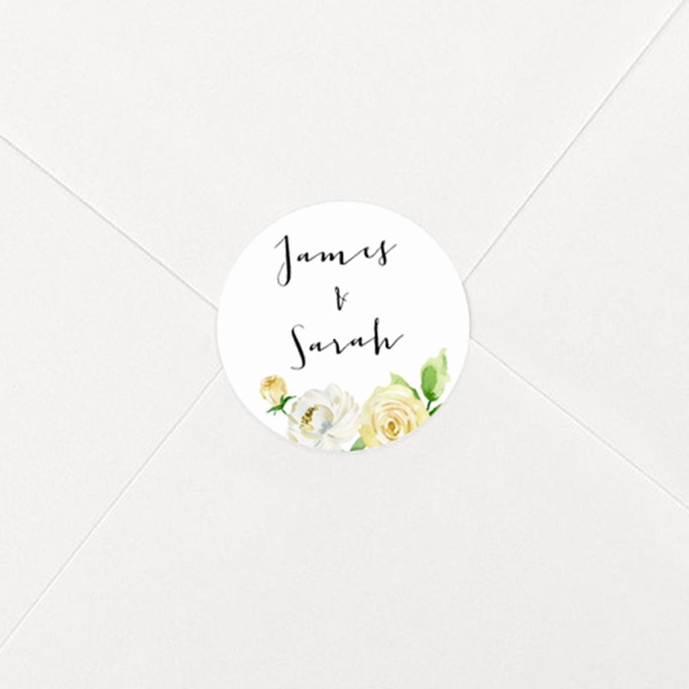 Pack of 'Daphne' Stickers