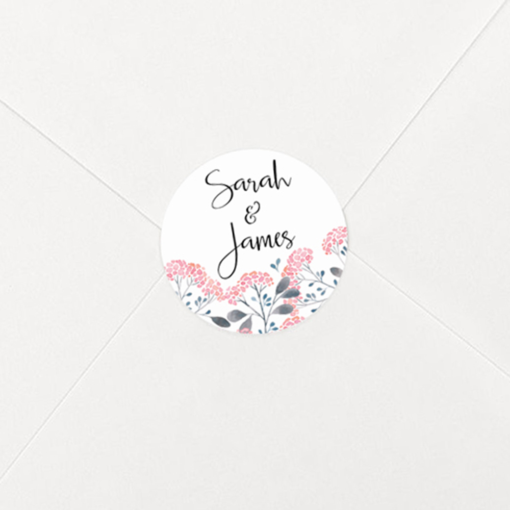Pack of 'Felicity' Stickers