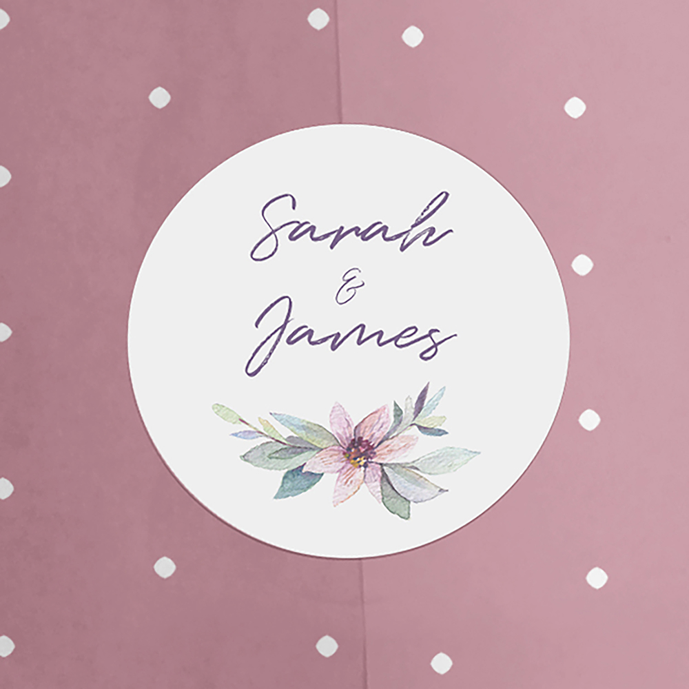 'Henrietta Dawn' Save the Date Sample