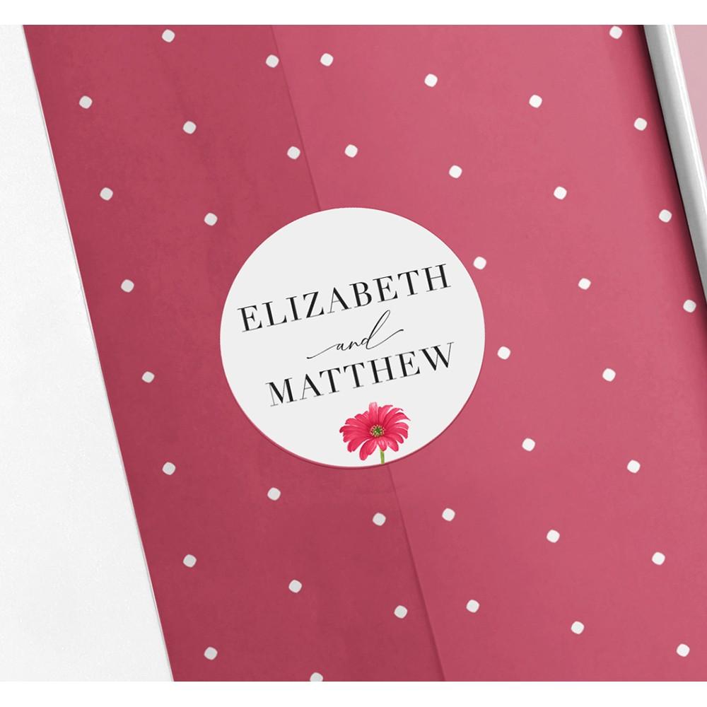 Pack of 'Matilda' Stickers