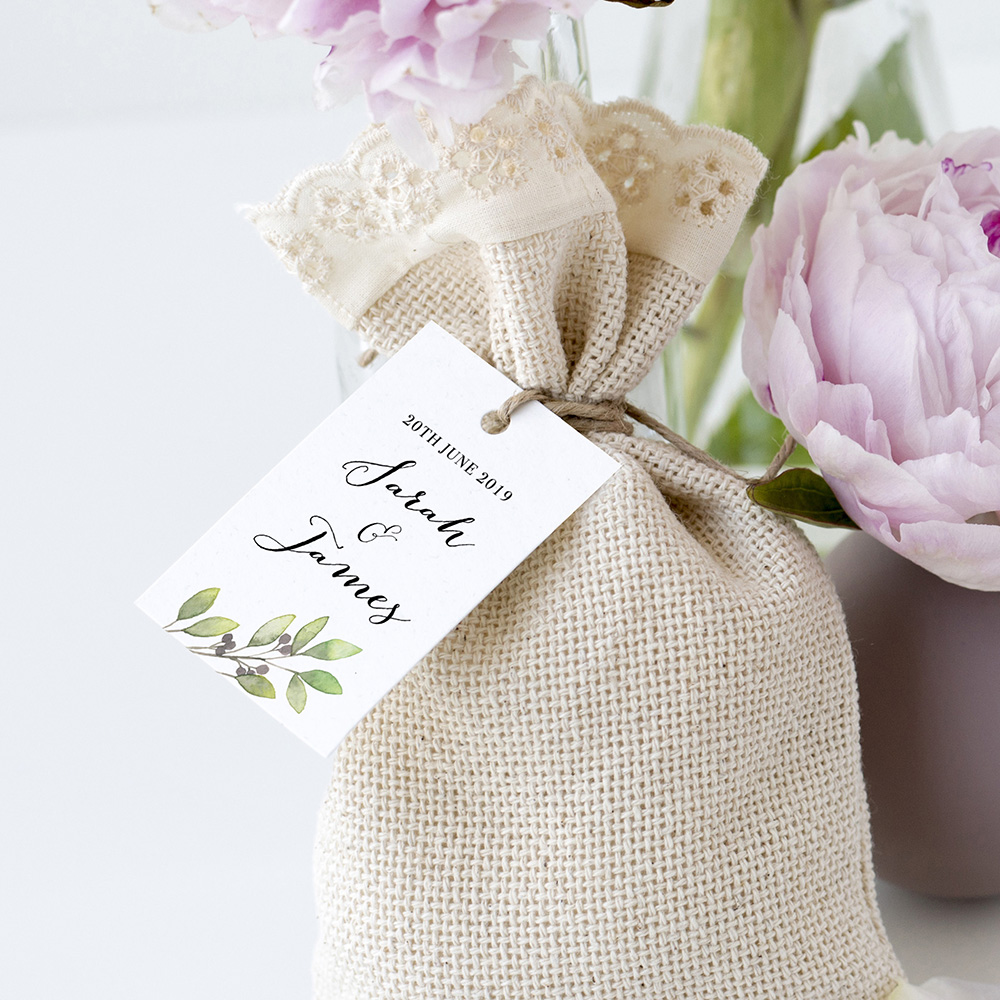 'Arabella' Favour Tags