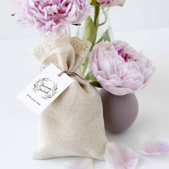 'Olive' Favour Tags